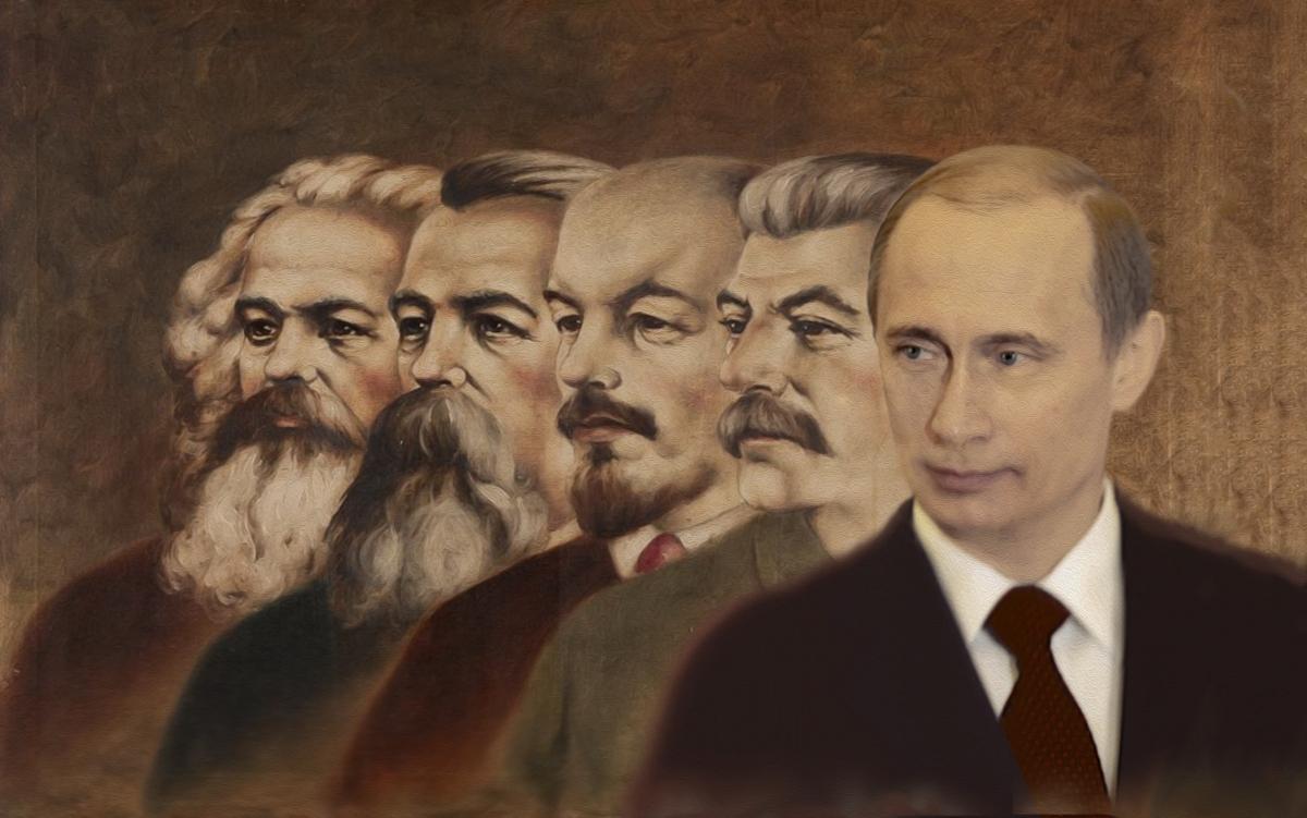 З книги Миколи Сядристого про Маркса